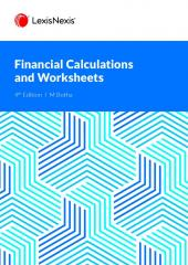 Financial Calc&Ws 4Ed cover