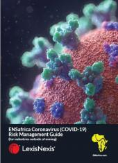 ENSafrica Coronavirus (COVID-19) Risk Management Guide (for industries outside mining) cover