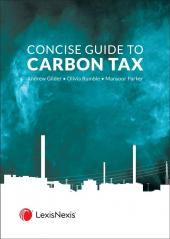 Concise Guide to Carbon Tax cover