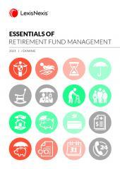 Essentials of Retirement Fund Management 2021 cover