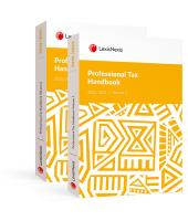 Professional Tax Handbook 2020/2021 cover