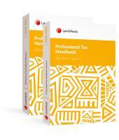 Professional Tax Handbook 2020/2021 cover