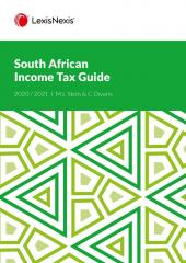 South African Income Tax Guide 2021 cover