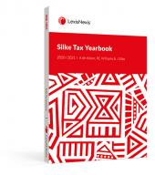 Silke Tax Yearbook 2020/2021 cover