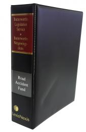 Butterworths Legislation Service, Road Accident Fund Act, No. 56 of 1996 cover