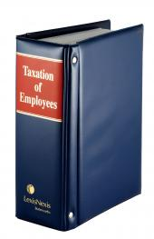 Taxation of Employees cover