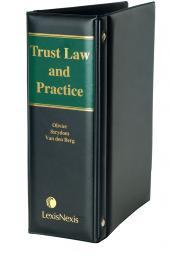 Trust Law and Practice cover