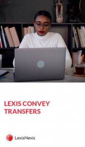 eLearning: Lexis Convey Transfers Training Content cover