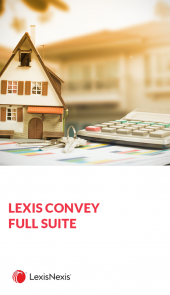 eLearning: Lexis Convey Full Suite Training Content cover
