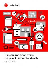 Transfer and Bond Costs 2020 cover