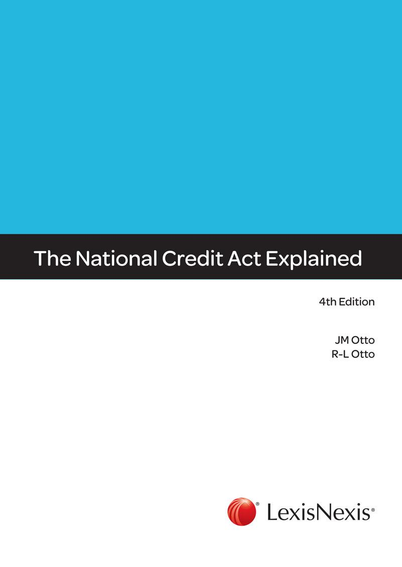 national credits act New credit act provision does not protect historical prescribed debt  the supreme court of appeal has ruled that the new provision in the national credit act.