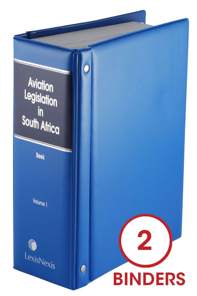 aviation legislation service volume 1