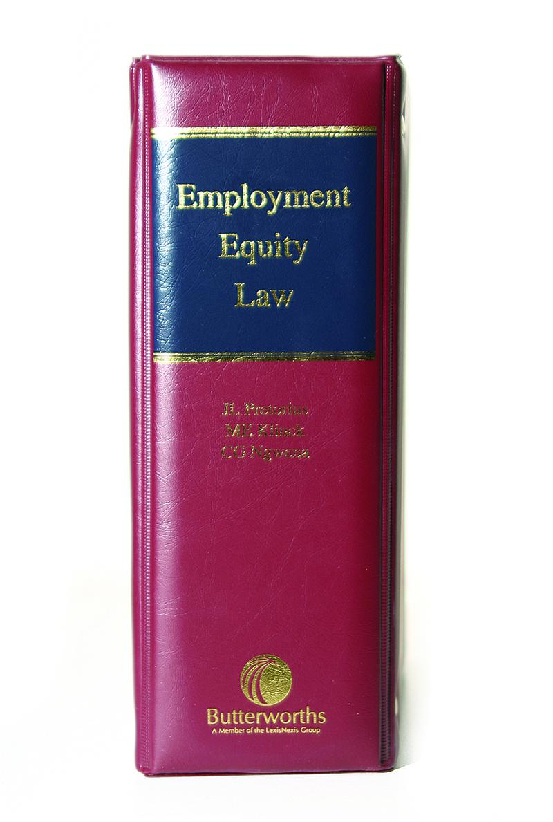 equity law On august 1, 2016, massachusetts governor charlie baker signed into law a comprehensive pay equity bill entitled the act to establish pay equity (the act.