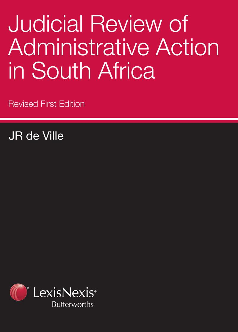judicial review of administrative action in south africa