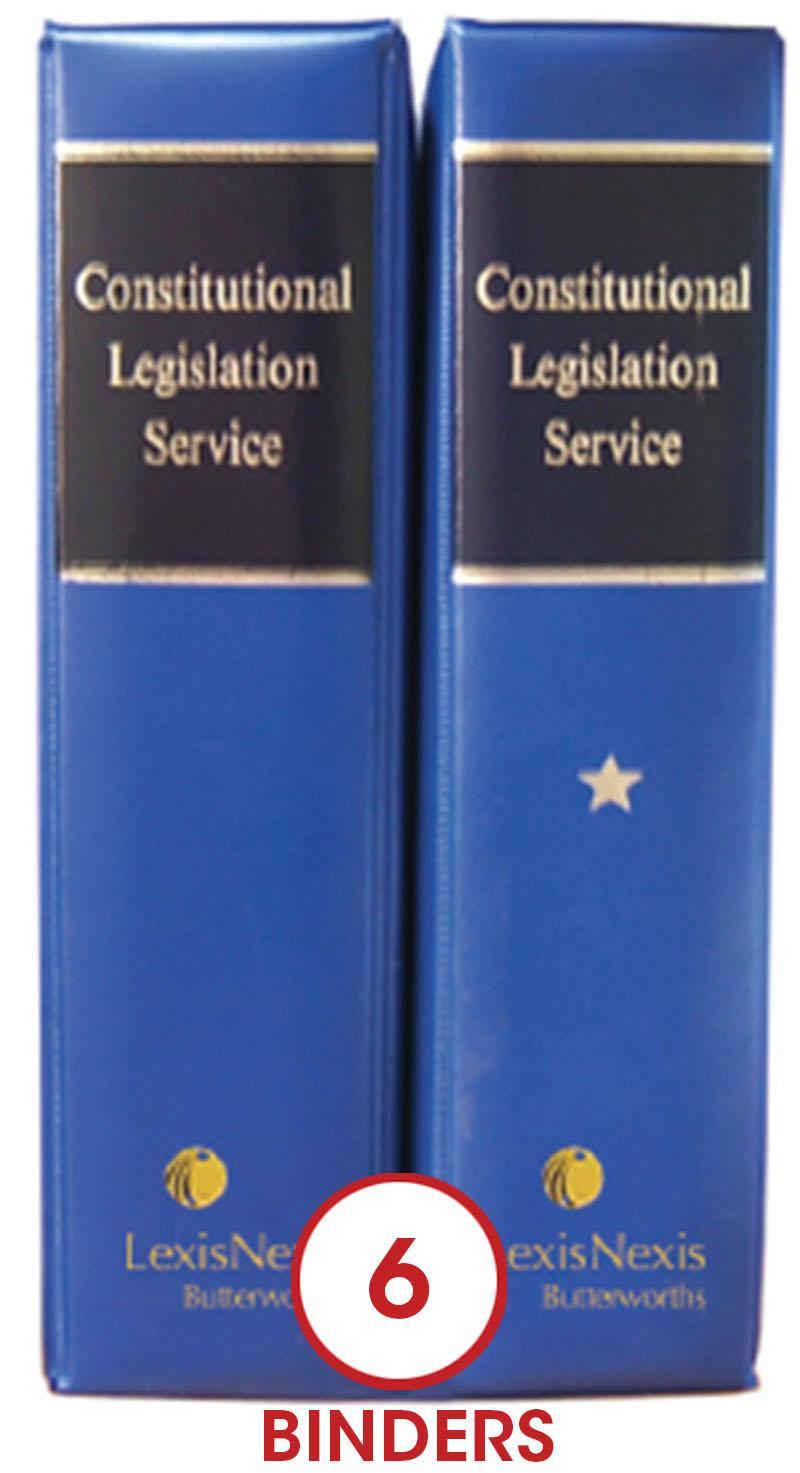 constitutional legislation service